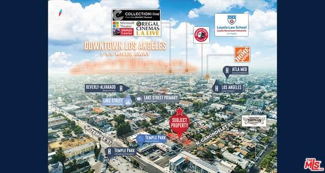 236 N Carondelet Street, Los Angeles (City), CA 90026 (#21792632) :: RE/MAX Masters
