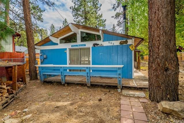 604 Barret Way, Big Bear, CA 92314 (#CV21222980) :: Compass