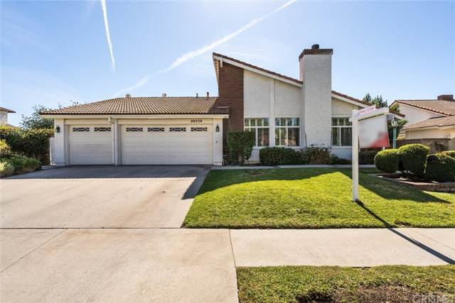 20036 Lemarsh Street, Chatsworth, CA 91311 (#SR21222458) :: A|G Amaya Group Real Estate