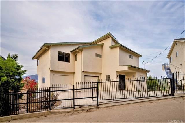 1435 Wildwood Drive, Los Angeles (City), CA 90041 (#SR21221250) :: Necol Realty Group