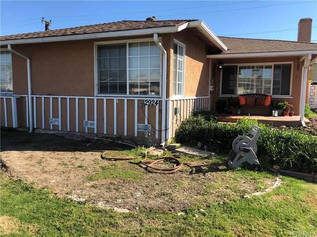 2924 W 141st Street, Gardena, CA 90249 (#TR21222315) :: Team Tami