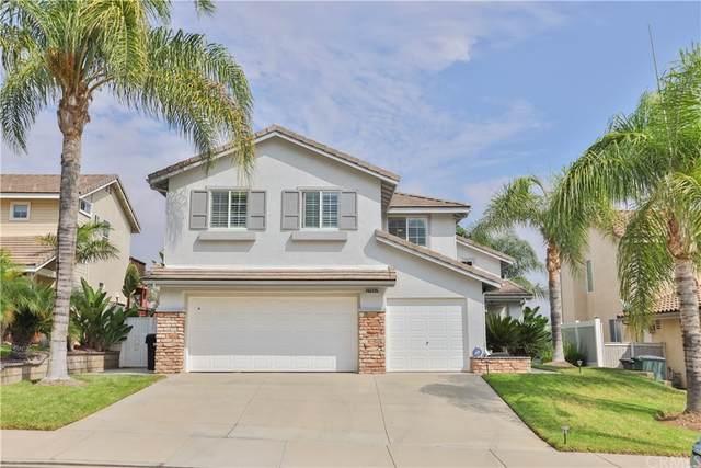 27557 Coyote Mesa Drive, Corona, CA 92883 (#IG21221376) :: Blake Cory Home Selling Team