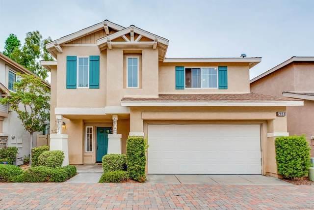 2953 W Canyon Ave, San Diego, CA 92123 (#210028250) :: Latrice Deluna Homes