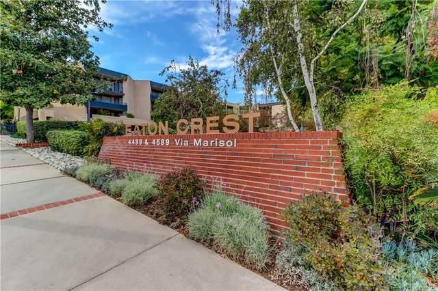 4499 Via Marisol #319, Monterey Hills, CA 90042 (#OC21223135) :: Zutila, Inc.