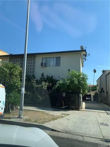 910 S Catalina Street, Los Angeles (City), CA 90006 (#AR21223154) :: RE/MAX Empire Properties