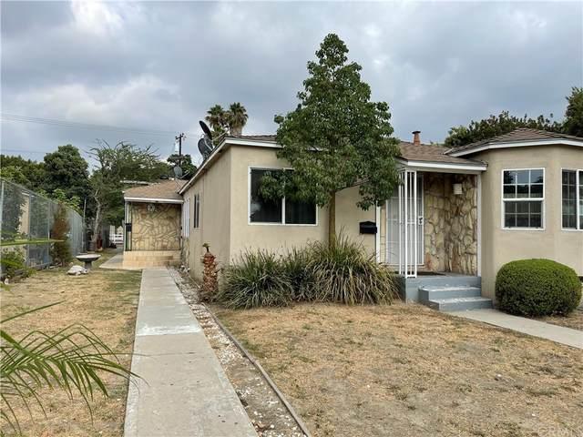 1208 S Temple Avenue, Compton, CA 90221 (#RS21222986) :: Compass