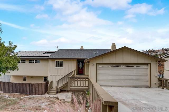 1224 San Bernardino Ave, Spring Valley, CA 91977 (#210028278) :: Blake Cory Home Selling Team