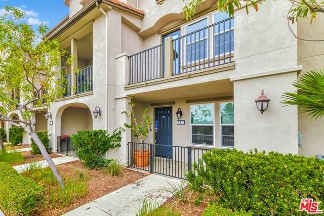 947 S Bluff Road, Montebello, CA 90640 (#21792820) :: RE/MAX Empire Properties