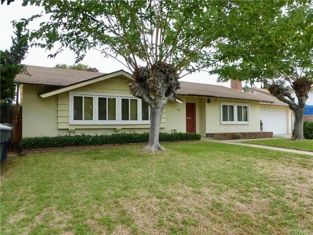 321 S San Mateo Street, Redlands, CA 92373 (#EV21223204) :: Compass