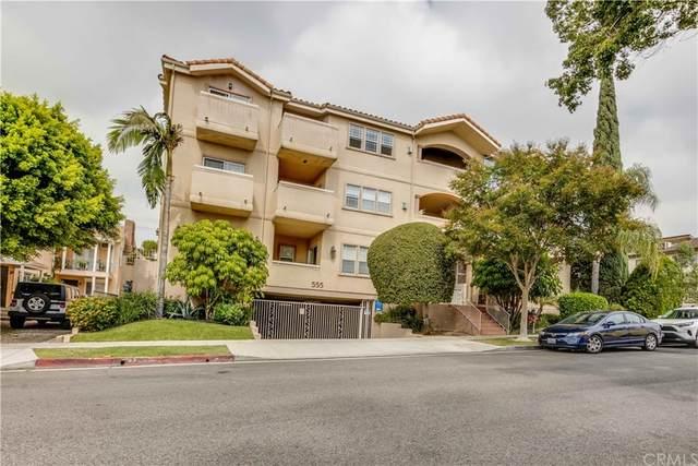 555 E Santa Anita Avenue #104, Burbank, CA 91501 (#PW21223296) :: Compass
