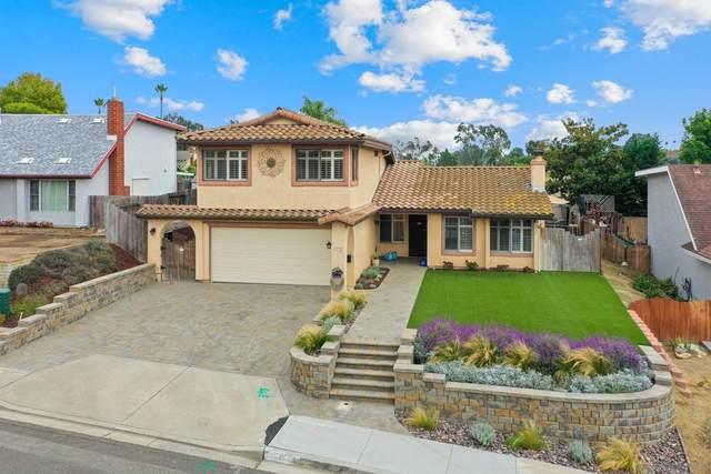 1721 Greentree Rd, Encinitas, CA 92024 (#210028315) :: Blake Cory Home Selling Team