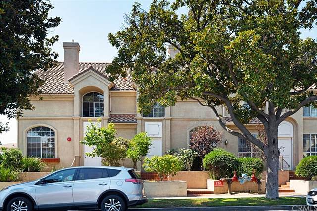 831 S Stoneman Avenue G, Alhambra, CA 91801 (#AR21221964) :: Necol Realty Group