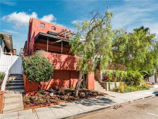 620 Manhattan Avenue, Hermosa Beach, CA 90254 (#SB21222034) :: RE/MAX Empire Properties