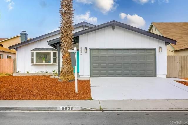 8836 Arcturus Way, San Diego, CA 92126 (#NDP2111501) :: Blake Cory Home Selling Team