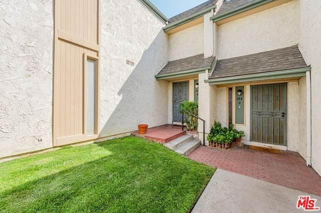 184 Casuda Canyon Drive B, Monterey Park, CA 91754 (#21793036) :: Necol Realty Group