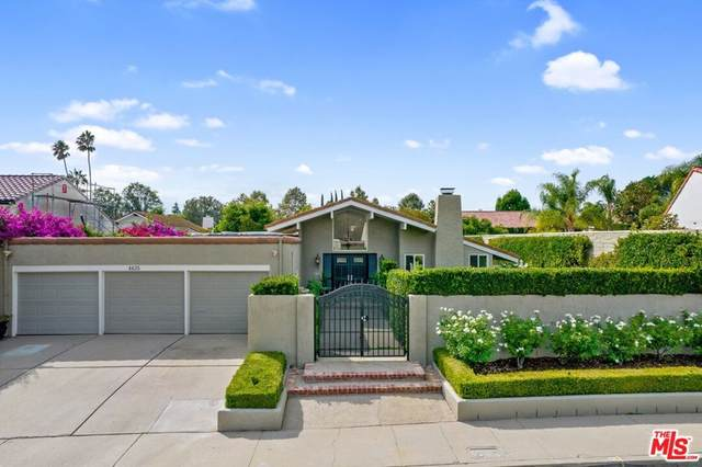 4435 Beaconsfield Court, Westlake Village, CA 91361 (#21792130) :: Latrice Deluna Homes