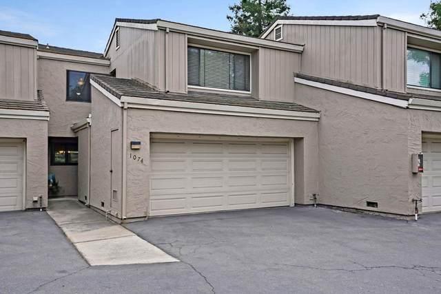 1074 Villa Maria Court, San Jose, CA 95125 (#ML81865949) :: Blake Cory Home Selling Team