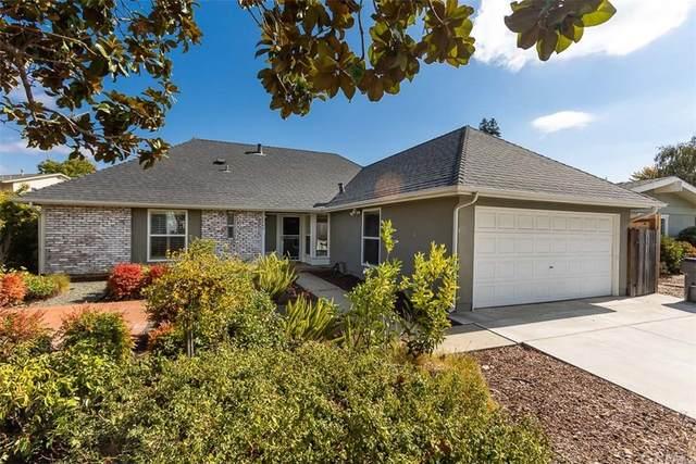 1249 Oceanaire Drive, San Luis Obispo, CA 93405 (#SC21221334) :: Elevate Palm Springs