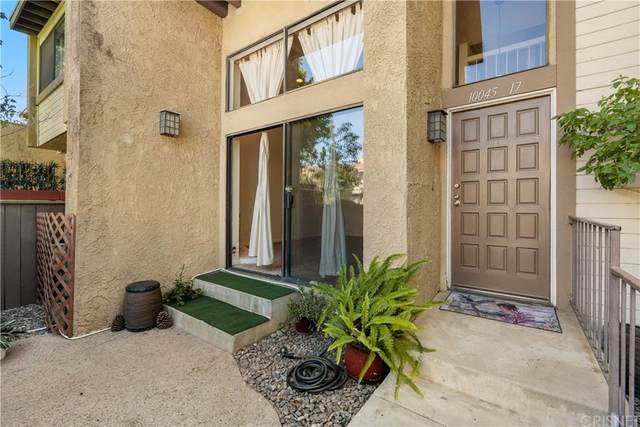 10045 Topanga Canyon Boulevard #17, Chatsworth, CA 91311 (#SR21223579) :: A|G Amaya Group Real Estate