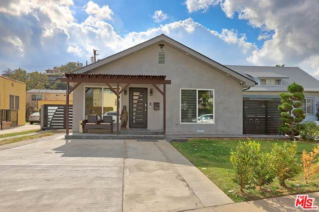 1324 E Garfield Avenue, Glendale, CA 91205 (#21793108) :: The M&M Team Realty