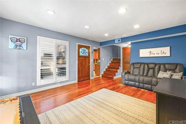 801 W 232nd Street K, Torrance, CA 90502 (#SR21223578) :: Zutila, Inc.