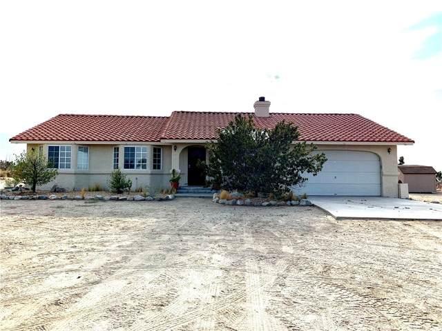 11624 Desert View Road, Pinon Hills, CA 92372 (#WS21223604) :: RE/MAX Empire Properties