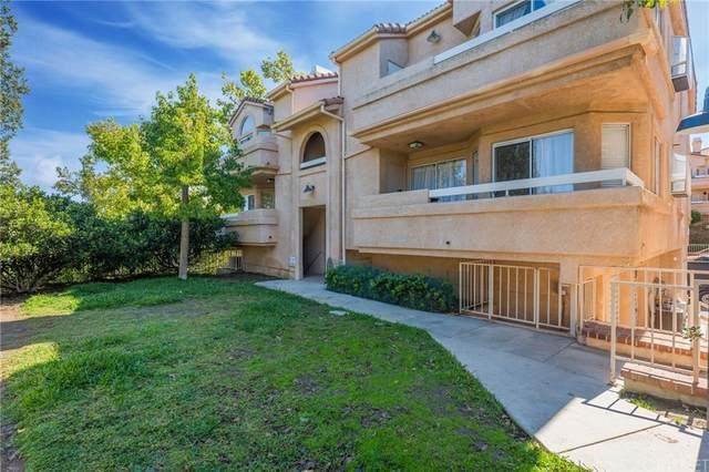 19859 Sandpiper Place #116, Newhall, CA 91321 (#SR21223671) :: RE/MAX Empire Properties