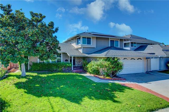 1540 Elmsford Avenue, La Habra, CA 90631 (#PW21223676) :: Necol Realty Group