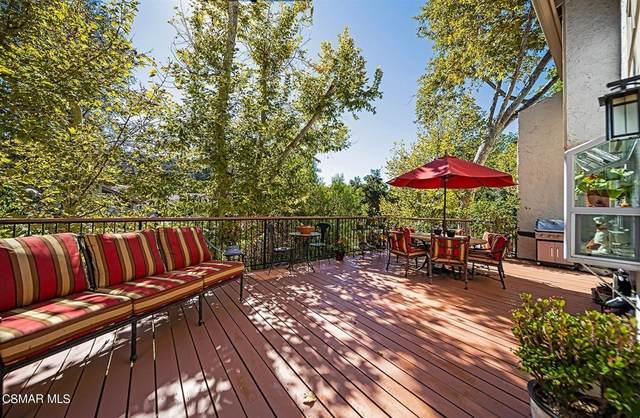 670 N Valley Drive, Westlake Village, CA 91362 (#221005476) :: Cochren Realty Team   KW the Lakes