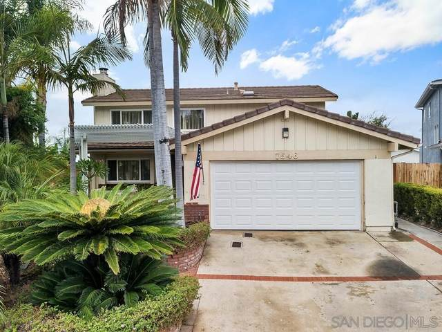 7546 Milky Way Point, San Diego, CA 92120 (#210028367) :: Blake Cory Home Selling Team
