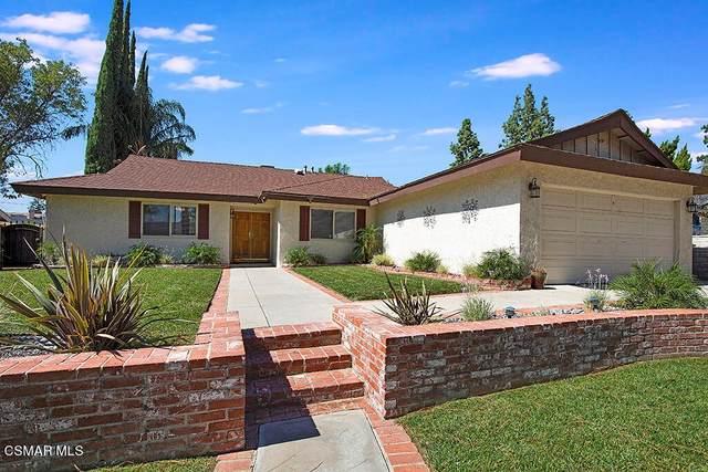 10641 Yolanda Avenue, Porter Ranch, CA 91326 (#221005478) :: The M&M Team Realty
