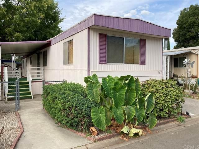 701 E Lassen Avenue #186, Chico, CA 95973 (#SN21211705) :: The Laffins Real Estate Team