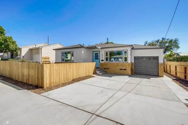 6969 Tower Street, La Mesa, CA 91942 (#PTP2107081) :: Blake Cory Home Selling Team