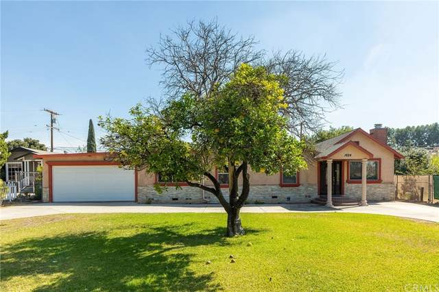 1624 S Campbell Avenue, Alhambra, CA 91803 (#SB21222687) :: Necol Realty Group