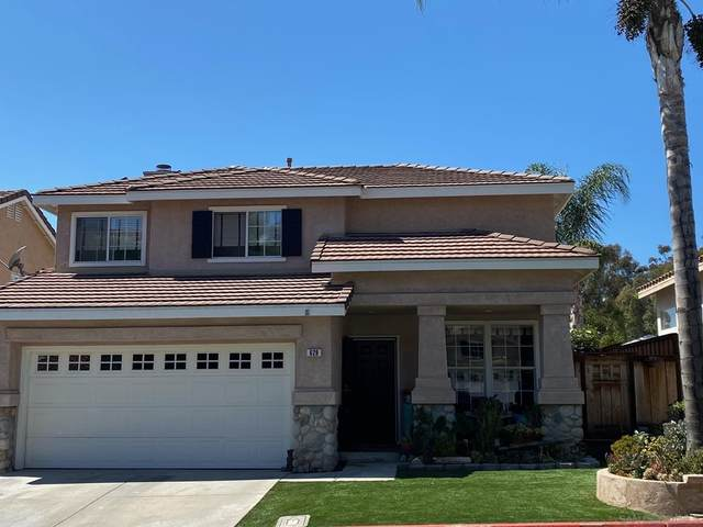628 Hillhaven Dr, San Marcos, CA 92078 (#210028370) :: Murphy Real Estate Team