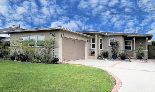 4018 W 177th Street, Torrance, CA 90504 (#SB21223061) :: RE/MAX Empire Properties
