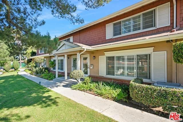 3500 W Manchester Boulevard #306, Inglewood, CA 90305 (#21791584) :: RE/MAX Empire Properties