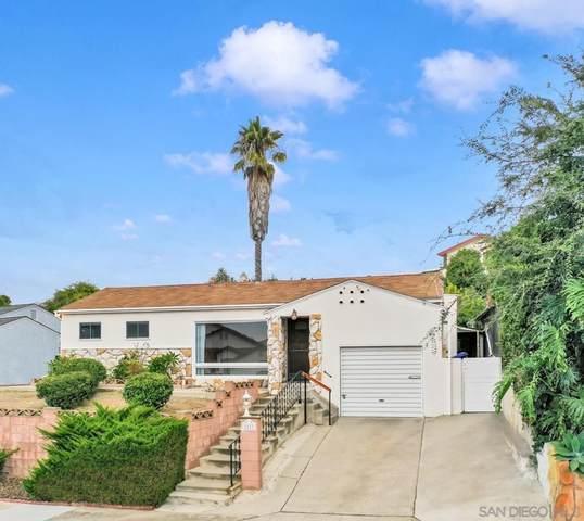 2027 Cecelia Terrace, San Diego, CA 92110 (#210028379) :: The M&M Team Realty