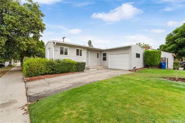 7360 Yolanda Avenue, Reseda, CA 91335 (#SR21223863) :: Blake Cory Home Selling Team