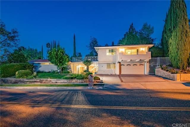 3508 Adamsville Avenue, Calabasas, CA 91302 (#SR21223084) :: Necol Realty Group