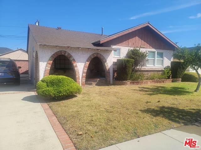 4931 Cathann Street, Torrance, CA 90503 (#21793246) :: Compass