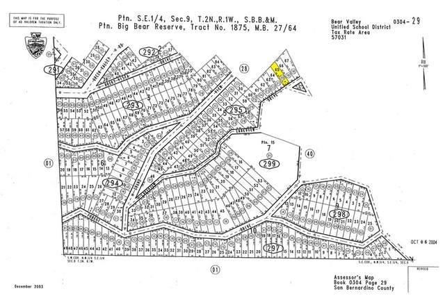 0 Snow Slide Road, Fawnskin, CA 92333 (#SW21223907) :: Robyn Icenhower & Associates