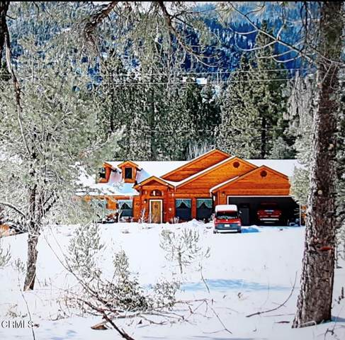 16612 Mil Potrero Highway, Pine Mountain Club, CA 93222 (#V1-8805) :: RE/MAX Empire Properties