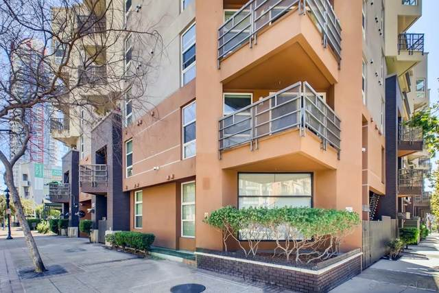1225 Island Ave #310, San Diego, CA 92101 (#210028395) :: Necol Realty Group
