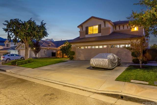 26463 Puffin Place, Canyon Country, CA 91387 (#SR21223992) :: Steele Canyon Realty