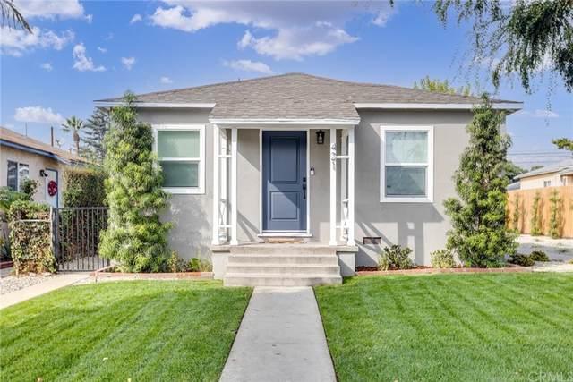 419 W Walnut Avenue, Monrovia, CA 91016 (#AR21191833) :: Zutila, Inc.