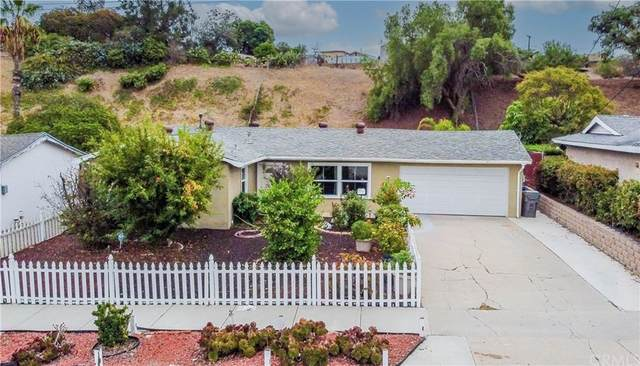 1533 Tarleton Street, Spring Valley, CA 91977 (#IG21223668) :: Blake Cory Home Selling Team