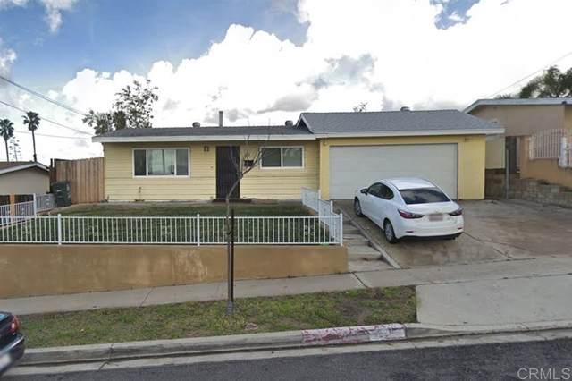 221 E Oneida St, Chula Vista, CA 91911 (#PTP2107088) :: Zutila, Inc.