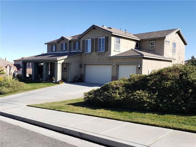 41654 Oak Barrel Court, Palmdale, CA 93551 (#OC21223822) :: The Najar Group