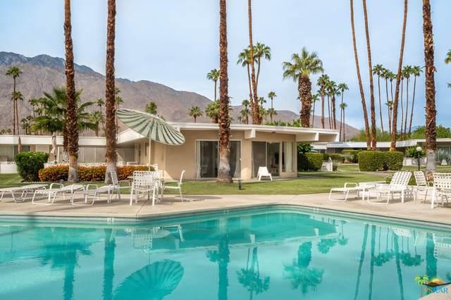 2033 E Ramon Road 10A, Palm Springs, CA 92264 (#21793366) :: Zutila, Inc.